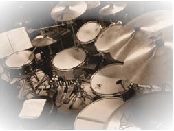 ドラムな音楽な人生~♪
