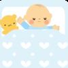 赤ちゃんや幼児は眠くなると頭が熱くなる
